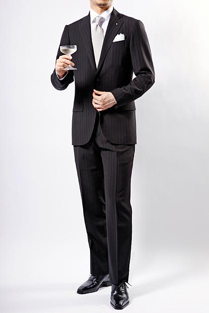結婚式でビジネススーツは今や常識に